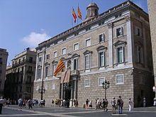 Bandiera della Catalogna - Wikipedia