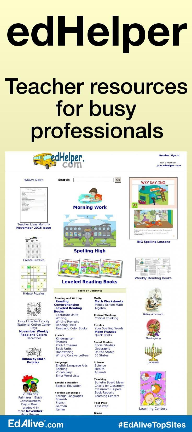Edhelper Spelling Lessons Kindergarten Addition Worksheets Kindergarten Worksheets [ 1649 x 735 Pixel ]