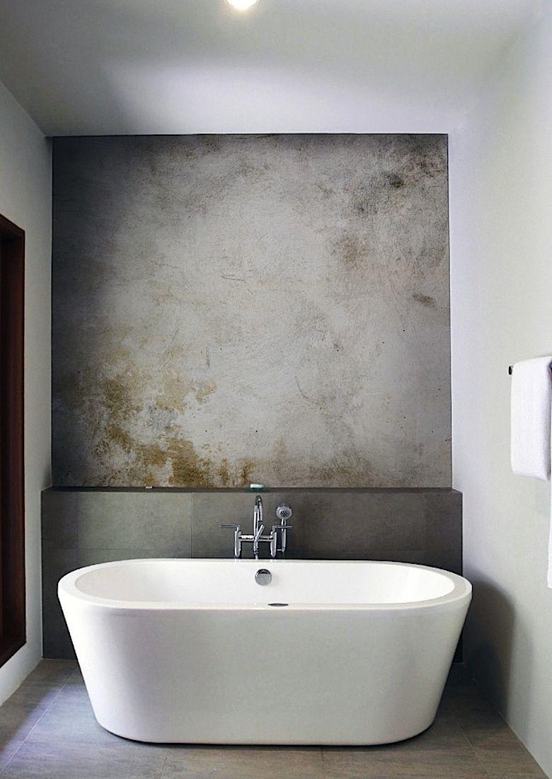 16 Idees Beton Pour Des Salles De Bain Design Concrete Bathroom Design Concrete Bathroom Bathroom Interior