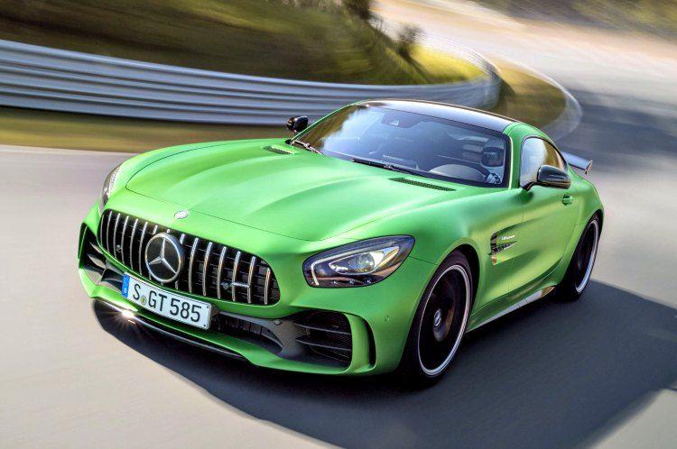 Sin previo aviso, Mercedes-Benz ha anunciado la llegada del Mercedes