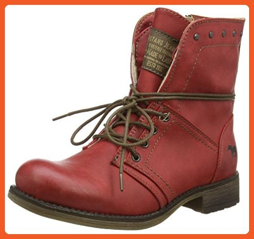 Boots 601 redrot5026 5 Boots for Mustang Women Ankle yY7b6gf