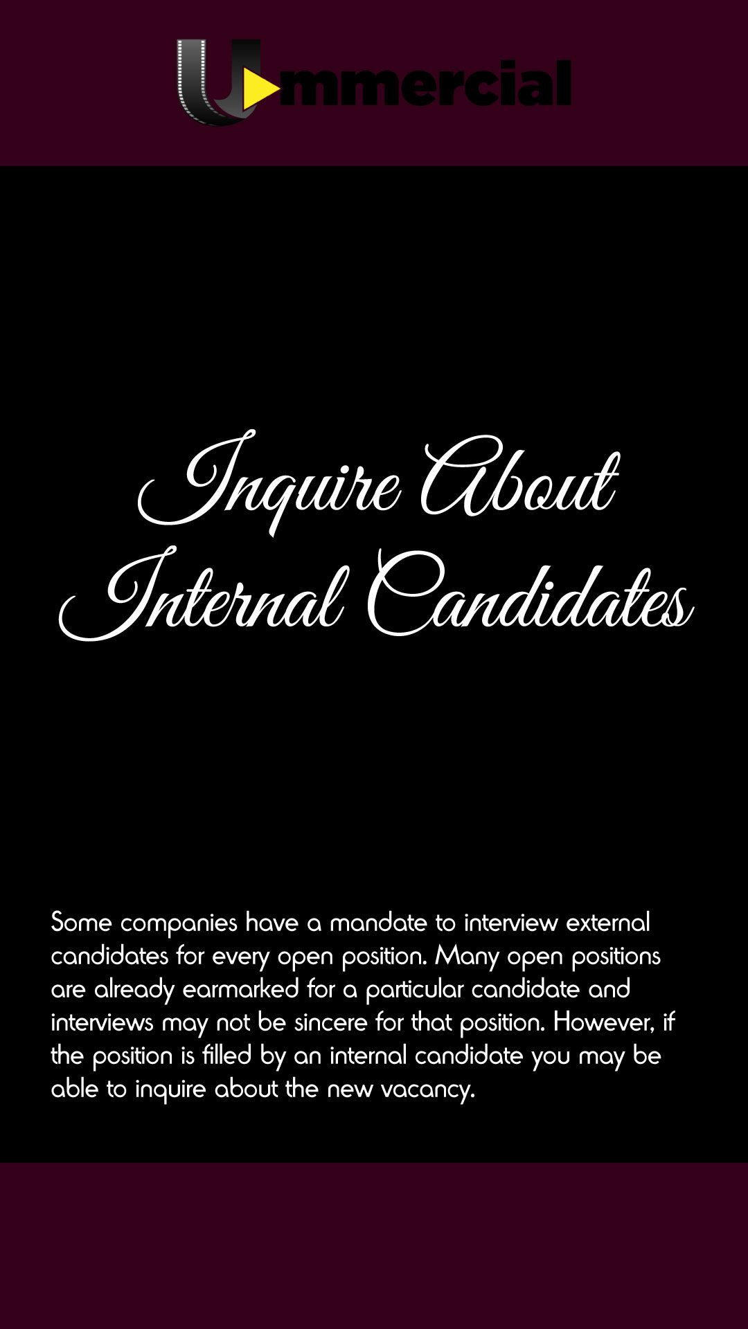 Send us your resume for a free evaluation to sample