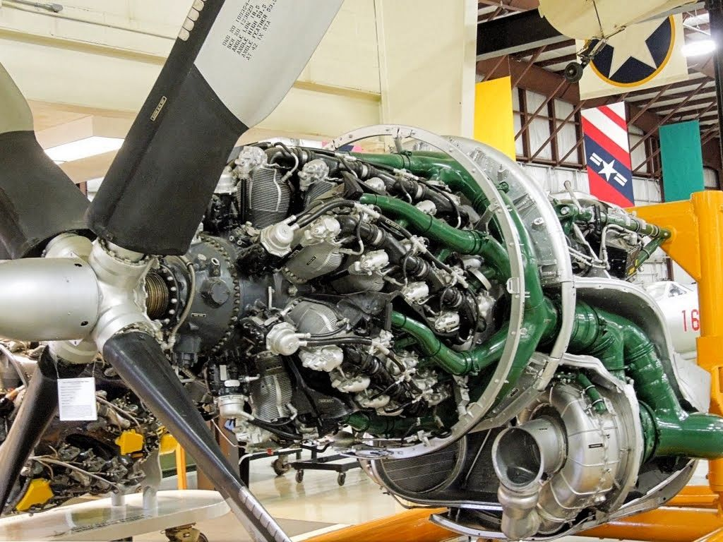 Is Another Impressive Pratt Whitney Product The R 4360