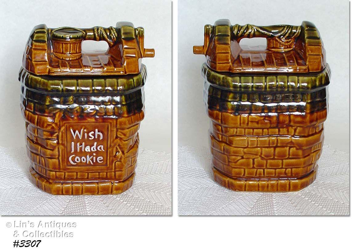 "Mccoy Cookie Jar Values Amusing Wish I Had A Cookie"" Cookie Jar  Pottery  Pinterest  Cookie Jars Decorating Design"