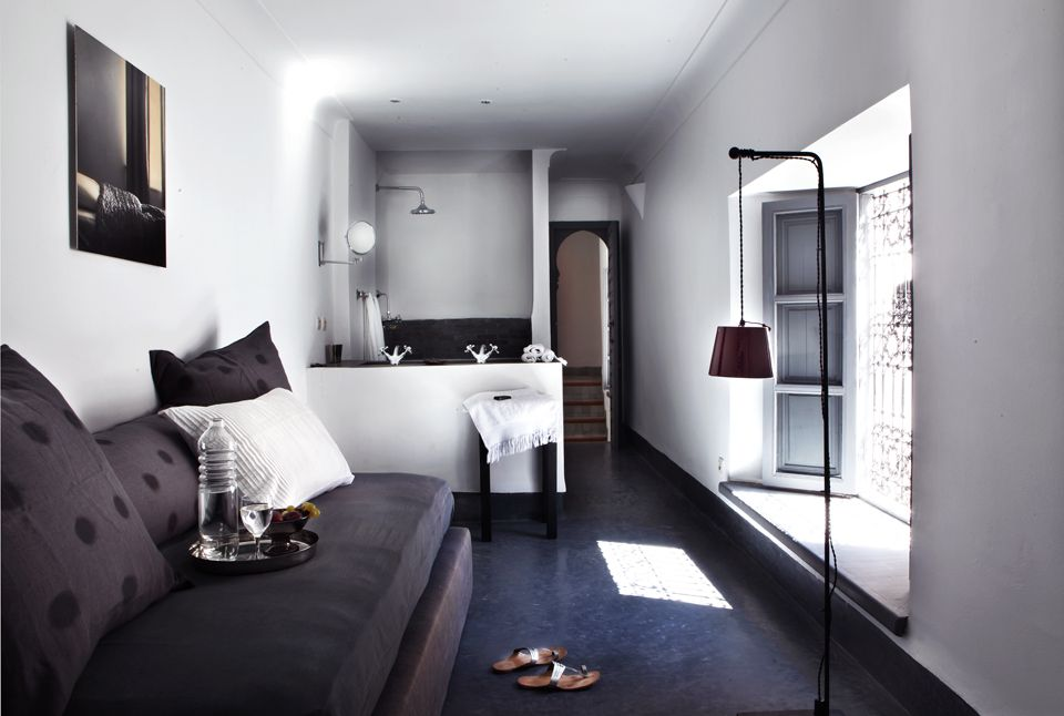 LA SUITE MUMTAZ Dar Kawa Salle de bain - dressing spaces