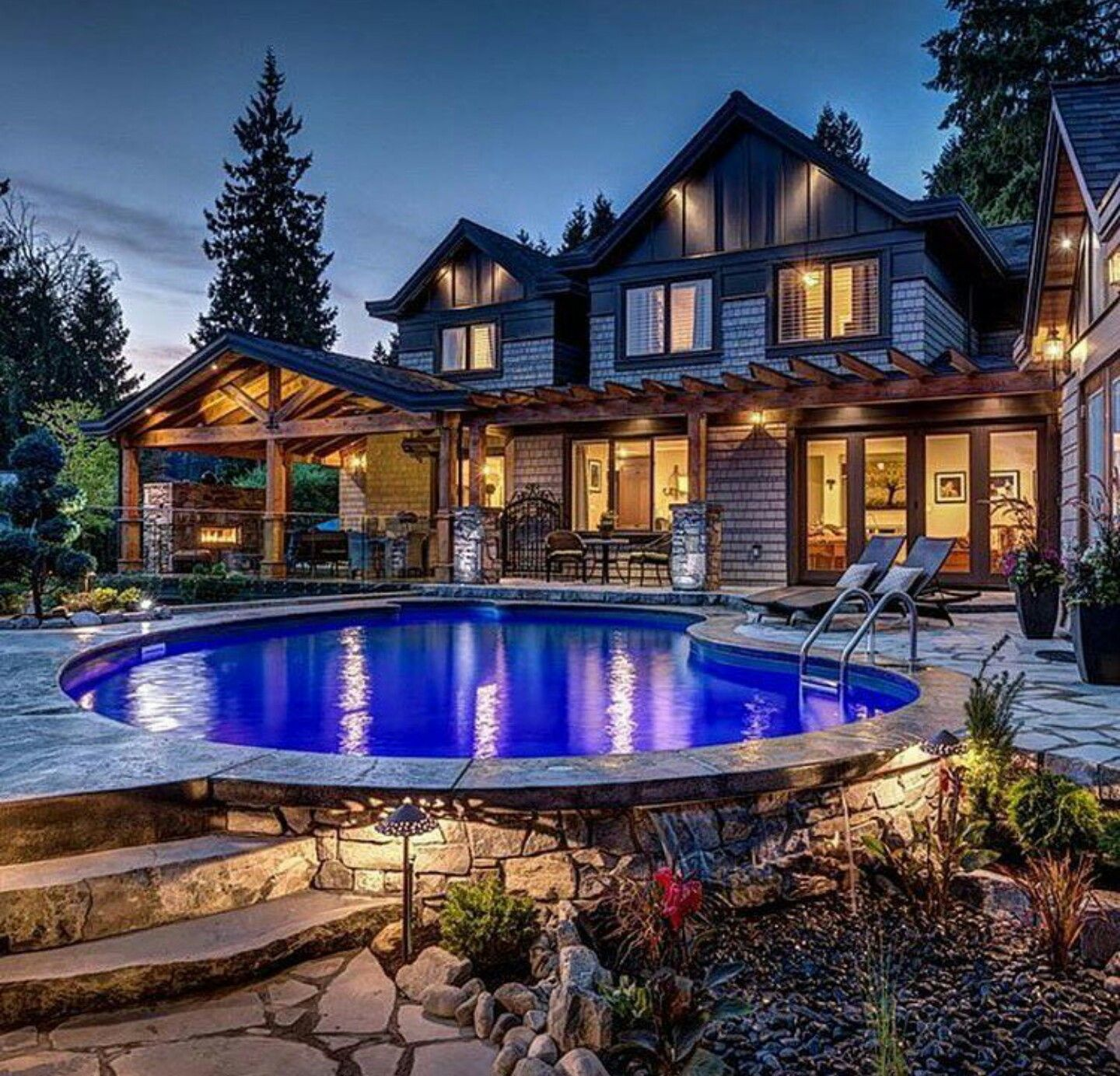 Luxury Dream Homes: Building Dream House 2018