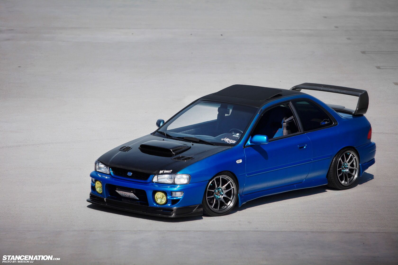 Subaru Impreza Wrx Sti 22b The Only Gen With 2 Doors And In My Opinion The Best Looking Subaru Jdm Subaru Subaru Impreza