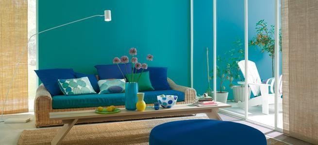 Farbe: Lagune | Schöner wohnen farbe, Schöner wohnen ...
