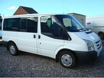 2007 FORD TRANSIT TOURNEO In SOUTH MOLTON On Auto Trader Vans