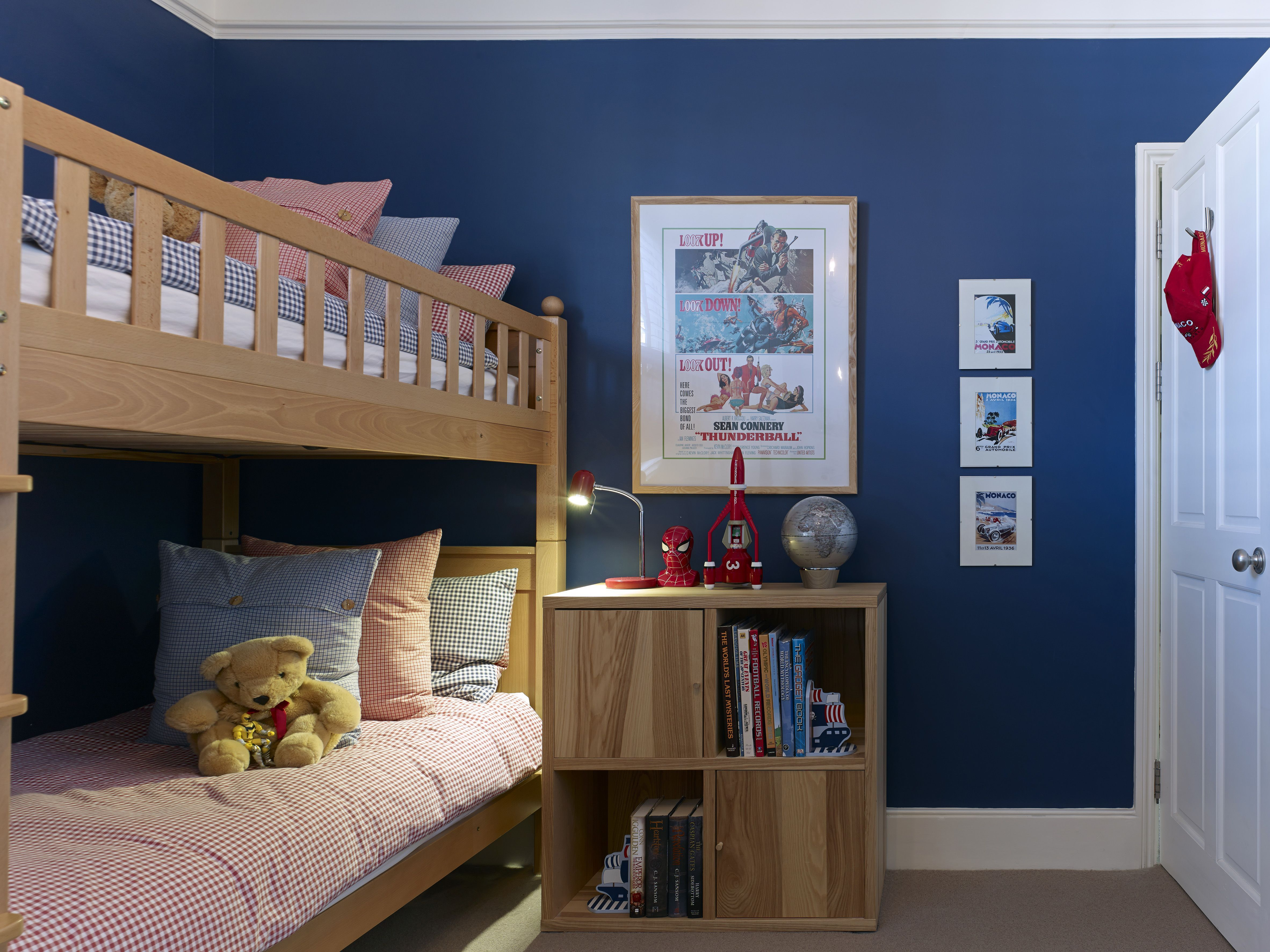 Bedroom Design For 7 Year Old Boy (With images) | Boys ...