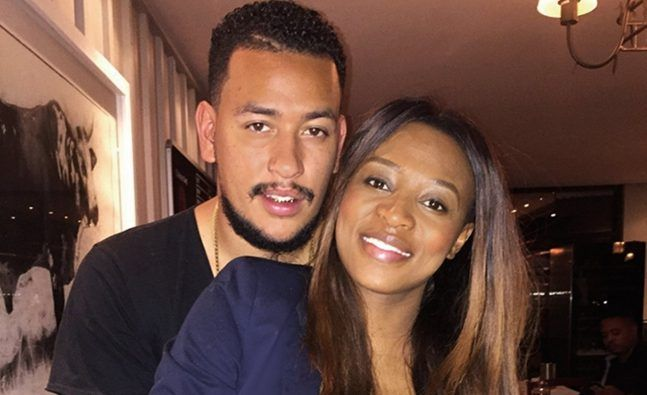 South african celebrity dating gossip