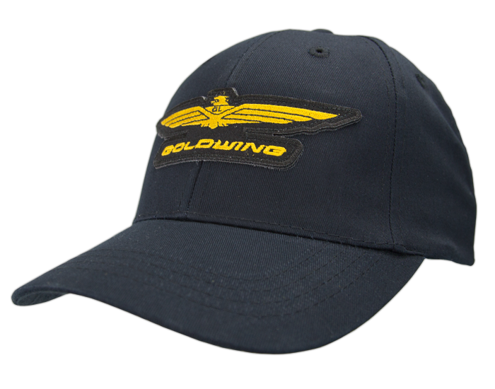 086c870e8bc Goldwing Logo Hat Black