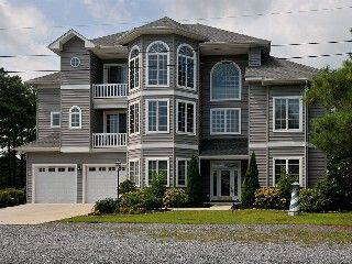 Astounding Ocean City Md Fenwick Island Area Luxury Waterfront Home Interior And Landscaping Mentranervesignezvosmurscom