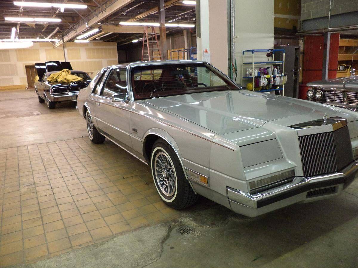 1982 Chrysler Imperial For Sale Hemmings Motor News Chrysler