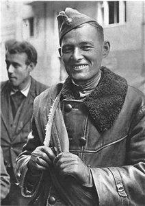 Зверства советских солдат в Чехословакии. 75 фото ...