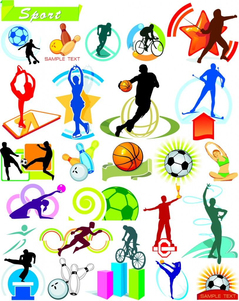 All Kind Of Sports Sports Day Poster Sport Gymnastics Free Sport