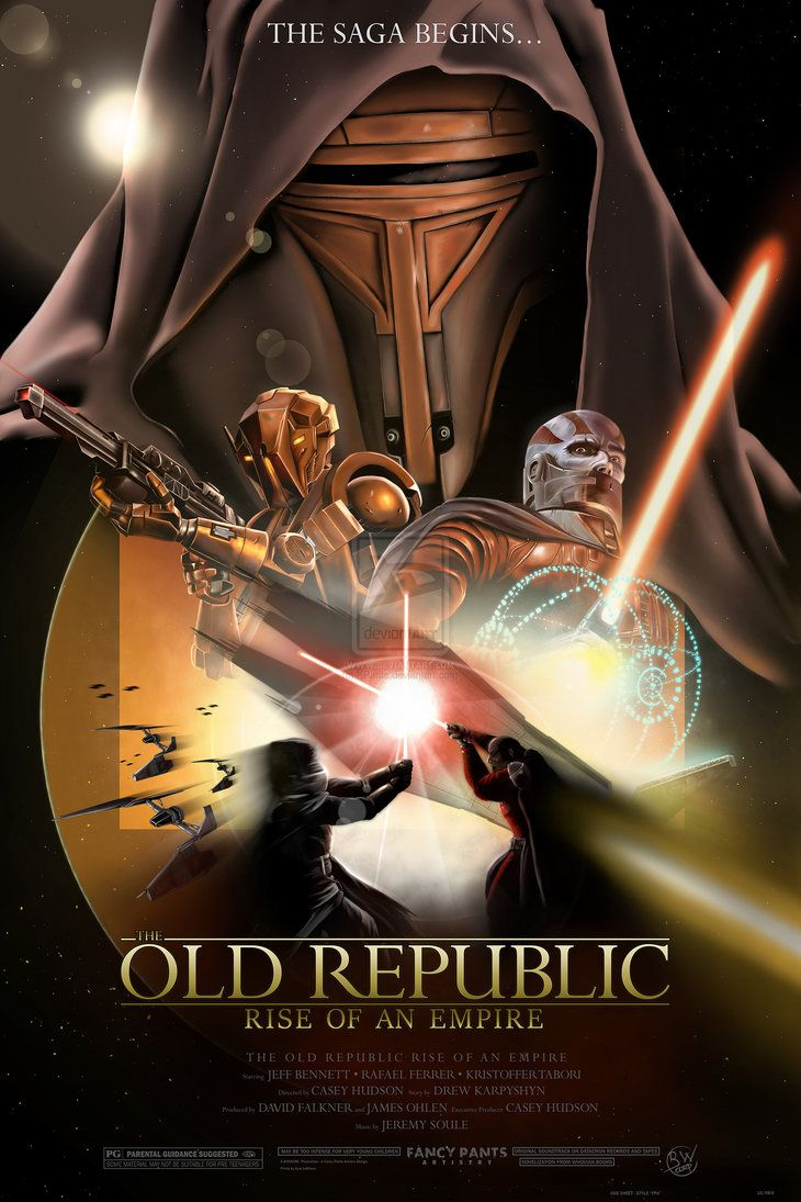 The Old Republic Rise Of An Empire By Kpants On Deviantart Someone Should Make This Movie Star Wars Images Star Wars The Old Star Wars Pictures