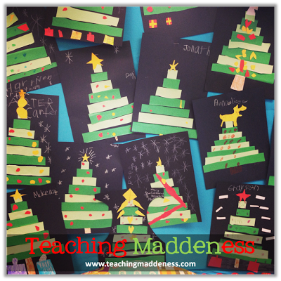 Reindeer Guide Words And Measurement Trees A Freebie Christmas Kindergarten Christmas Math Classroom Holiday Crafts