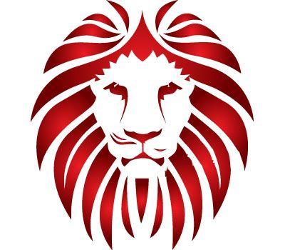 lion-vector (400×350) | lps | pinterest | lions and graphics