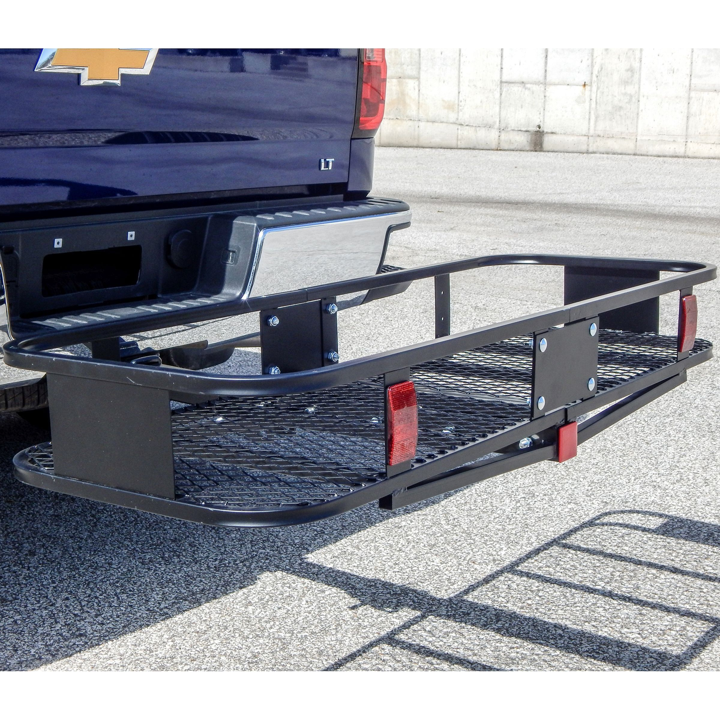 box rack cargo luggage roof car absolute
