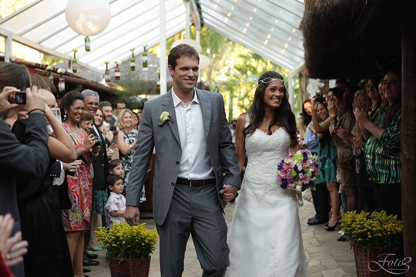 Casamento Alessandra e Danilo - Ilha da Gigóia - Rio de Janeiro-RJ