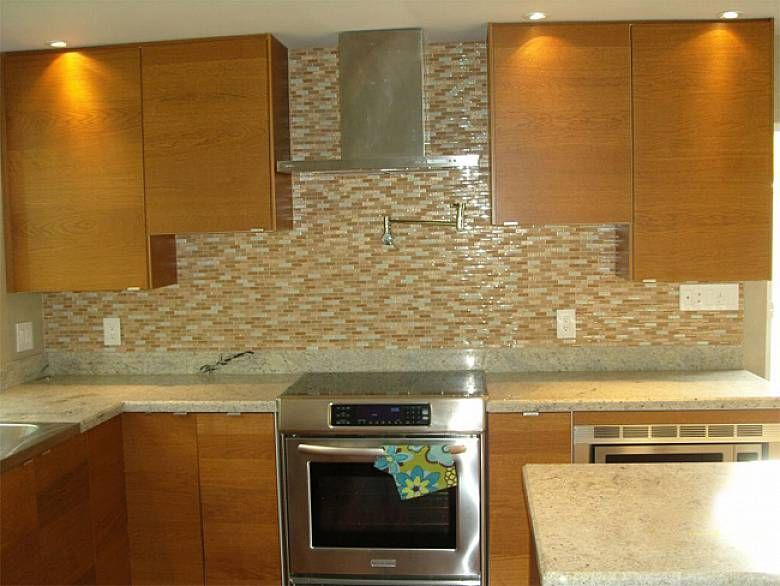 Kitchen Tile Backsplash Design Ideas 11 creative subway tile backsplash ideas kitchen ideas design with cabinets islands backsplashes hgtv Kitchenagreeable Glass Mosaic Tile Backsplash Ideas Pictures With Wood Cabinets And Stainless Steel Exhaust Also Stove And Oven On Granite Counter