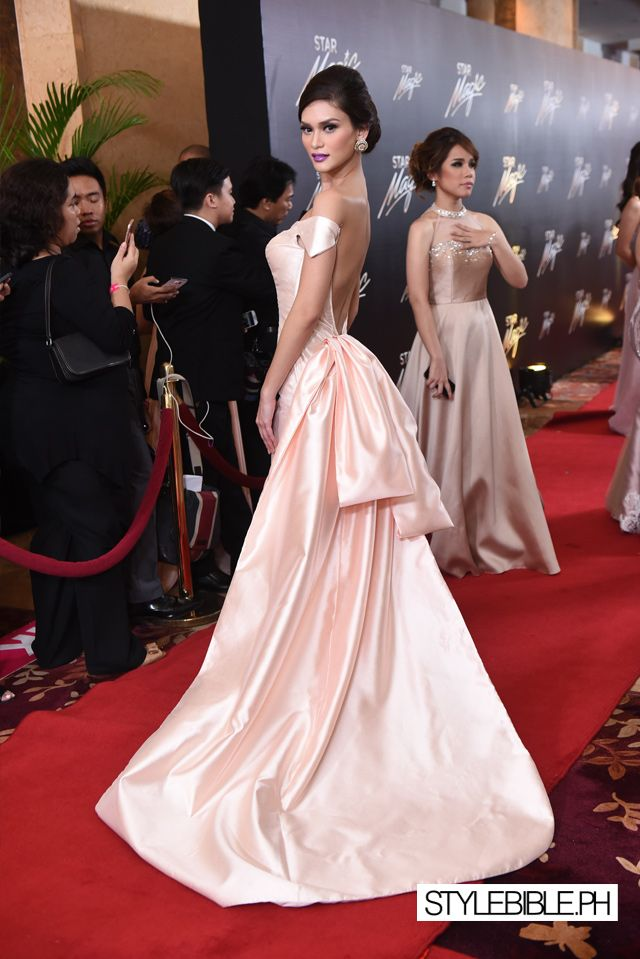 Star Magic Ball 2015 Red Carpet Looks | let\'s play dress up ...