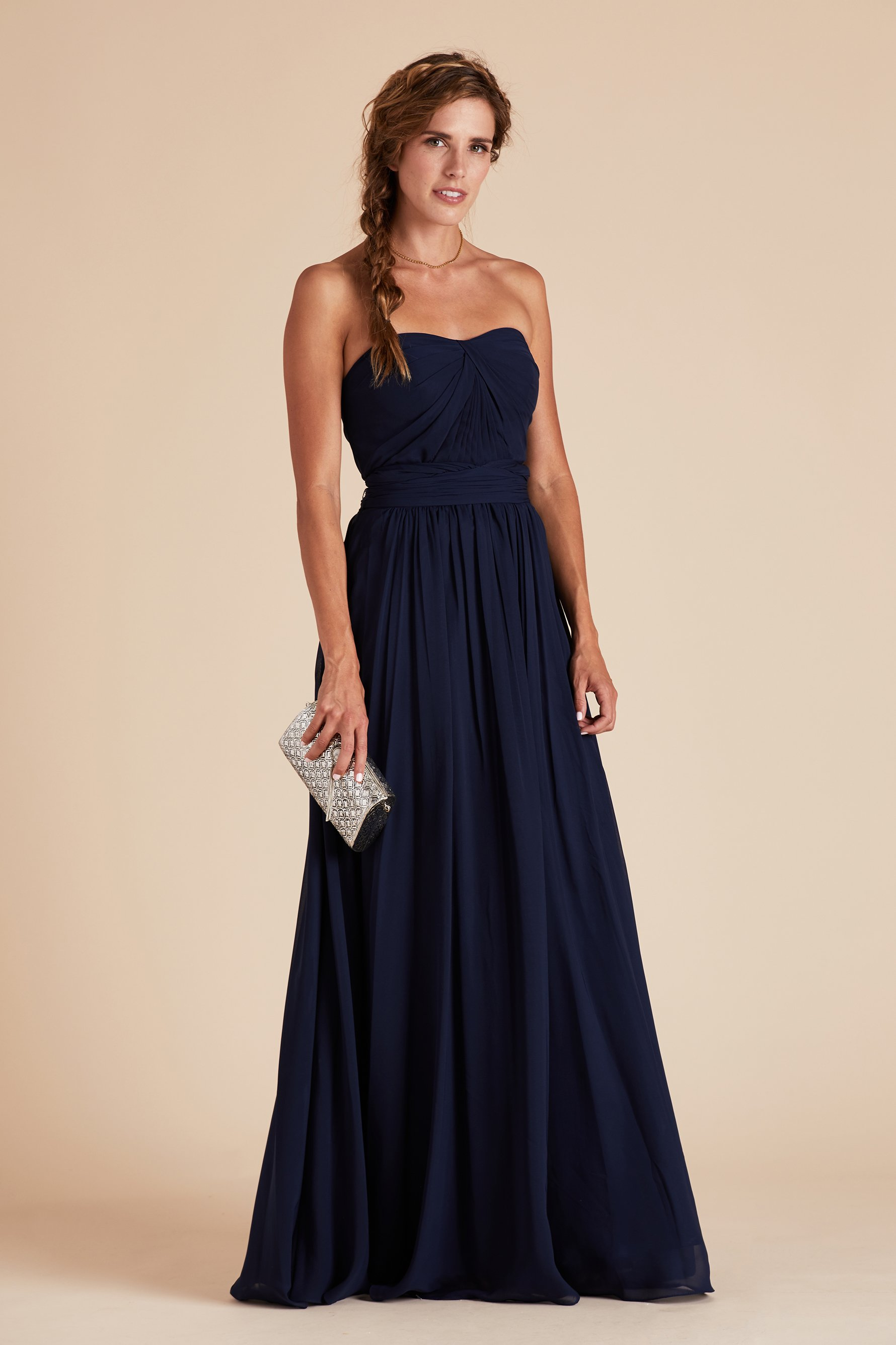 Gracie Convertible Dress Navy Bridesmaid Dresses Under 100navy