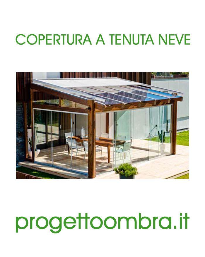 Emejing Pergole Da Terrazzo Ideas - Modern Home Design - orangetech.us