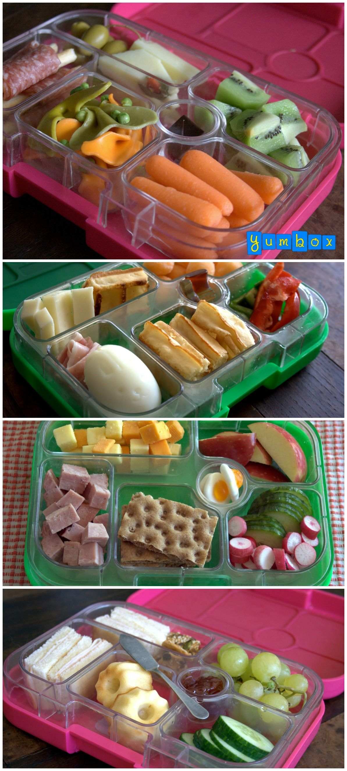 Tips For Simple Healthy And Delicious Packed School Or