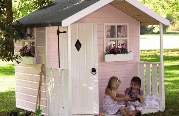 Kinderspielhaus Iden für Ihre Kleinkinder (mit Bildern