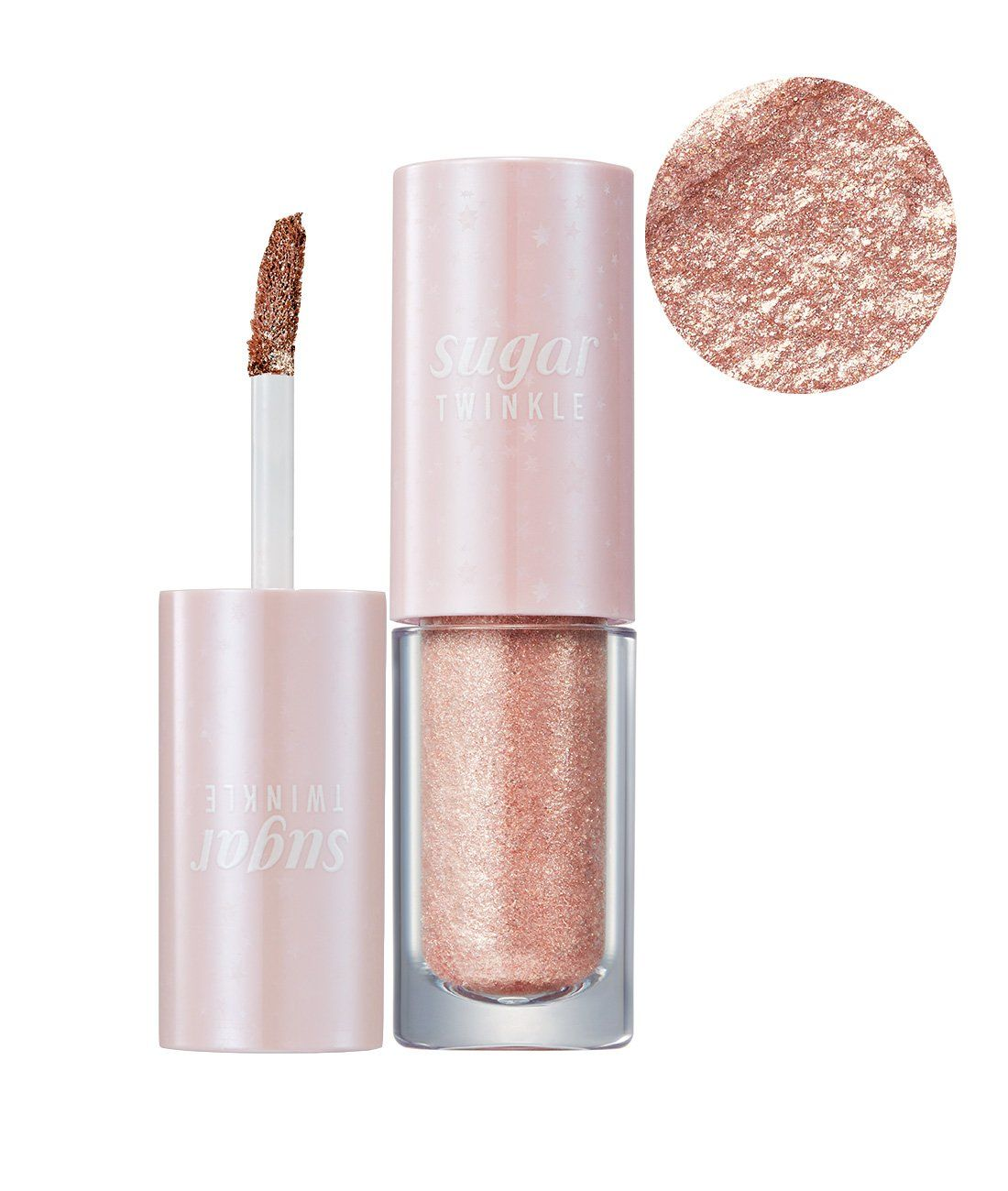 Amazon Com Peripera Sugar Twinkle Liquid Shadow 0 11 Ounce 003 Kitten Beige Beauty Tati Said It S Better Than Stila Liquid Shadow French Flowers Eyeshadow