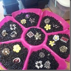 Paparazzi Accessories Rings Look Really Nice In A Tray