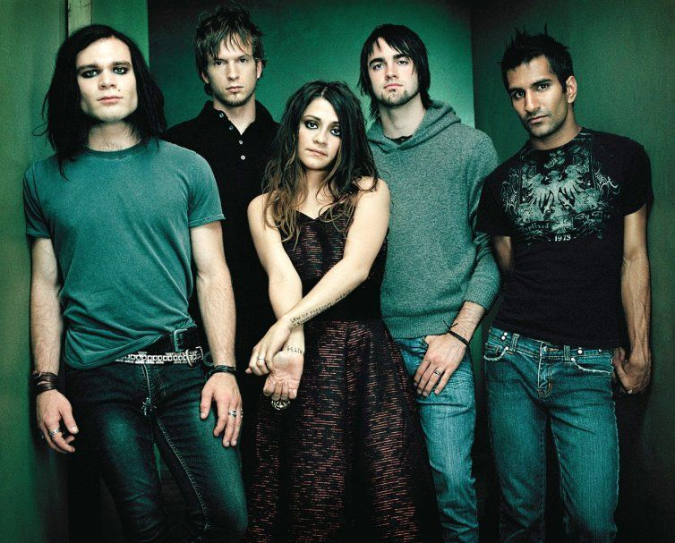 Album Review: Flyleaf | Music blog, Good music, Christian music