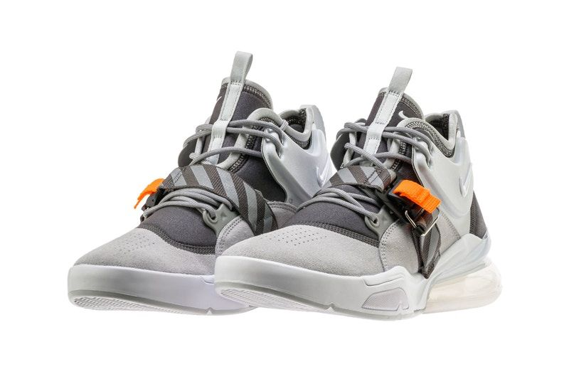 Nike Air Force 270 Returns in