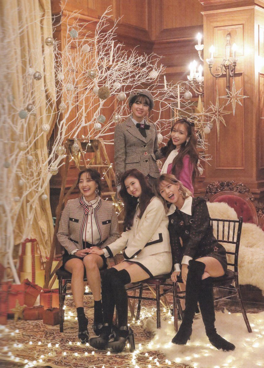 SCAN] The Year Of Yes Monograph Jacket Shooting | - TWICE ♡ 트