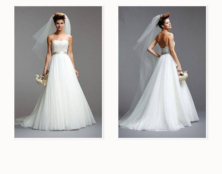 Nordstrom.com - Watters Collection Wedding Dress Lookbook | Bridal ...