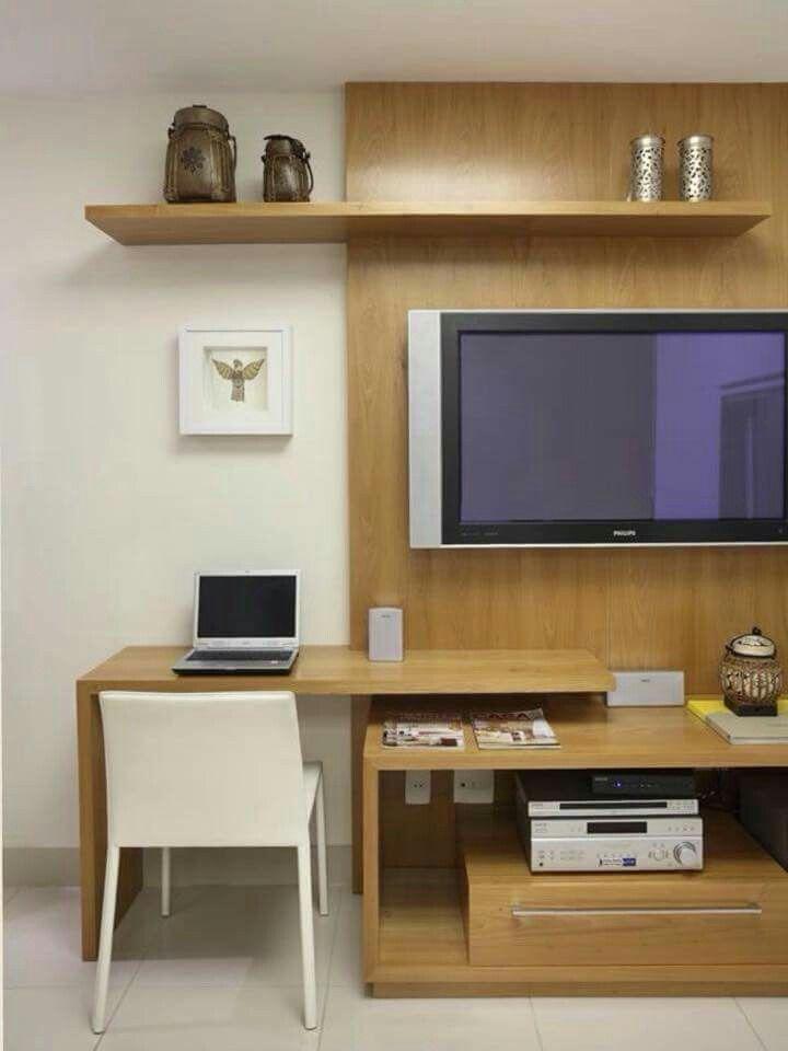 Mesa de canto muebles en 2019 pinterest for Muebles para oficina modernos