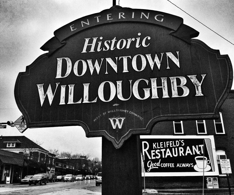 Dtw Historic Downtown Willoughby Ohio My Home Town