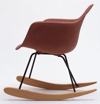 Ruben Rausing Erik Wallenberg Tetra Classic 1943 44 Rocking Armchair Eames Rocking Chair Eames
