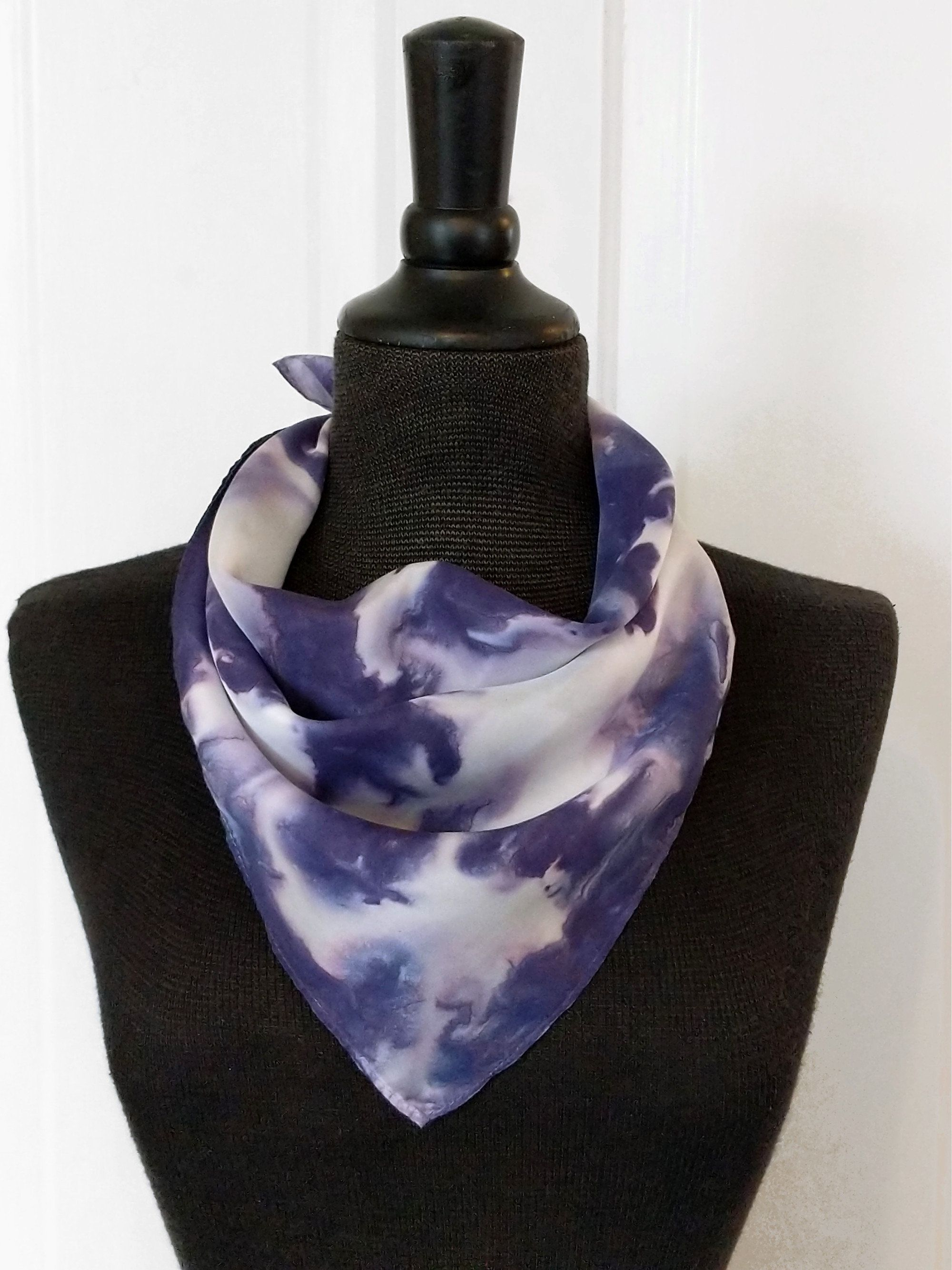 Pin On Hand Painted Scarves