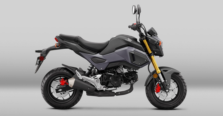2017 honda grom bikes motorroller motorrad motor. Black Bedroom Furniture Sets. Home Design Ideas