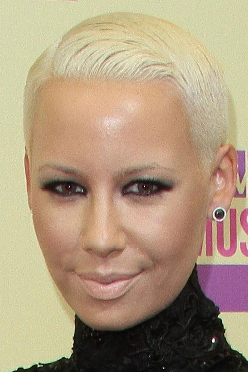 Pin By Theresa Rogers On Hair Pinterest Amber Rose Hair Rose