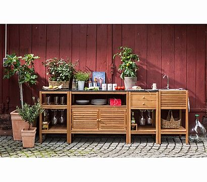 Dehner Schrank Southampton   outdoorküchen   Pinterest ...