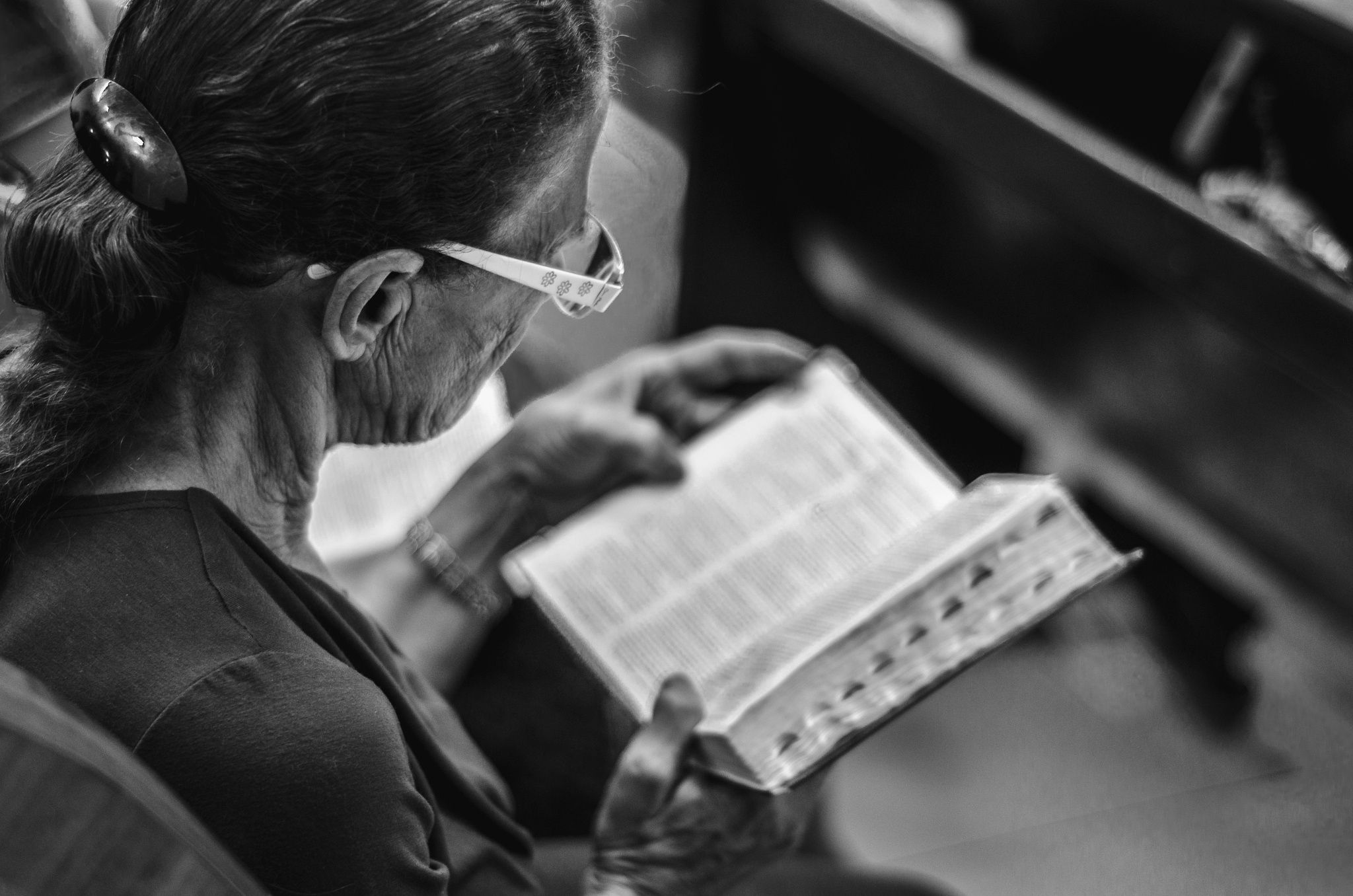 the woman and the Bible