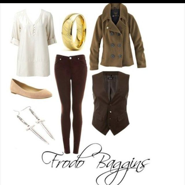 Fictional Fashion: - Frodo Baggins