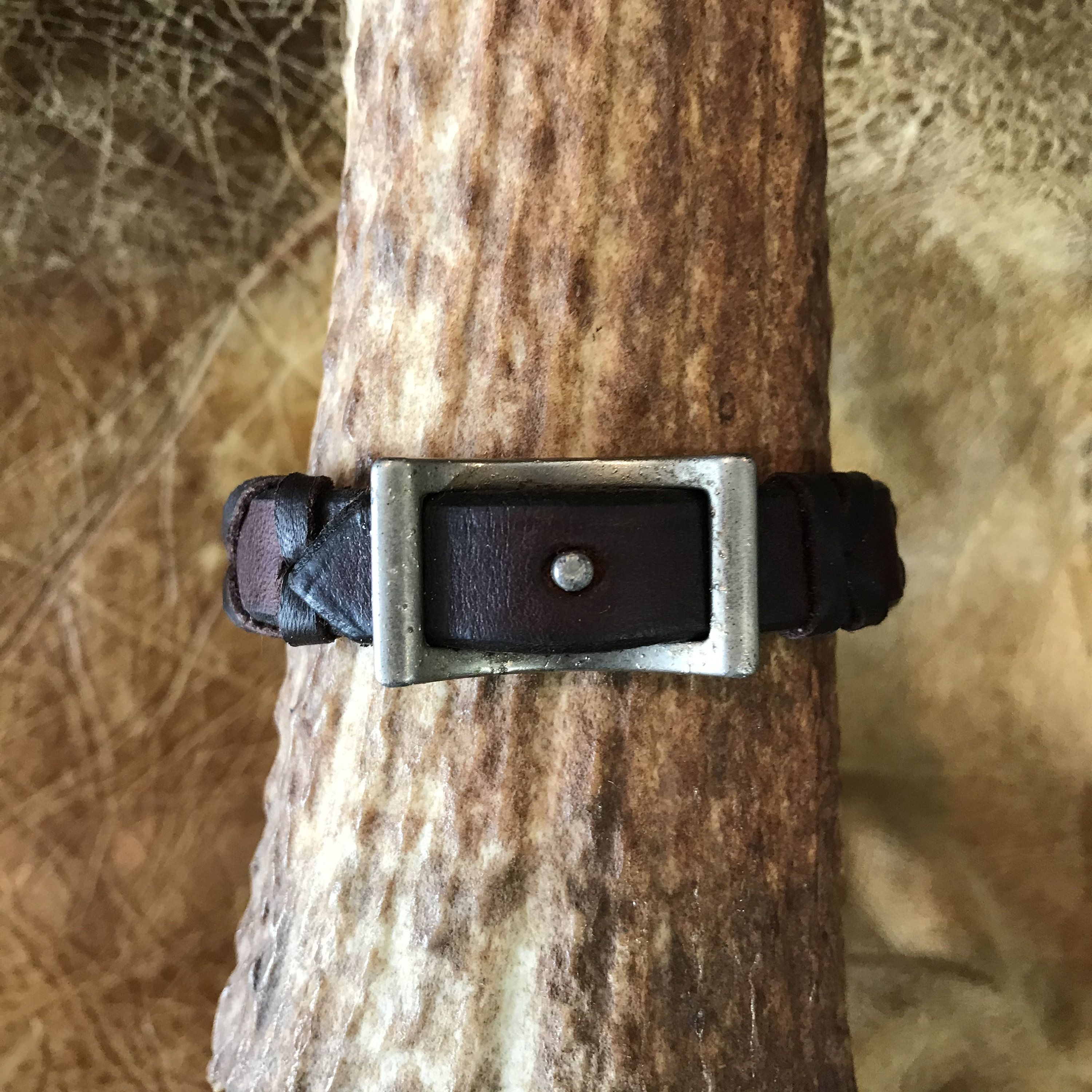 English Bridle Parts Bracelet