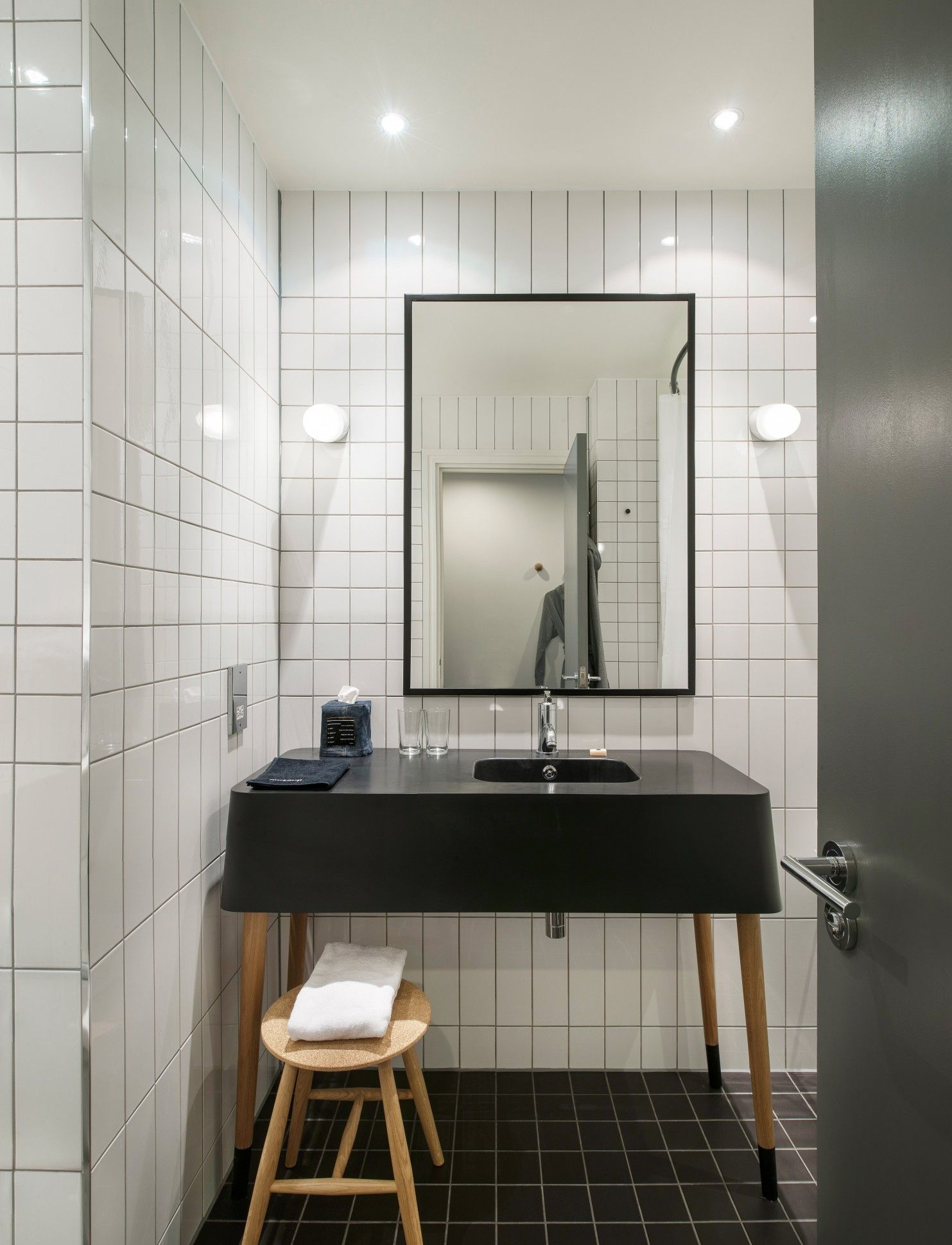 Shoreditch Design Rooms: A Tale Of Two Cities: Ace Hotel London Shoreditch
