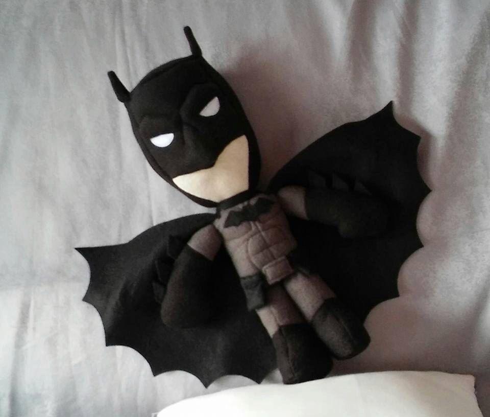 Batman plush batman plush etsy