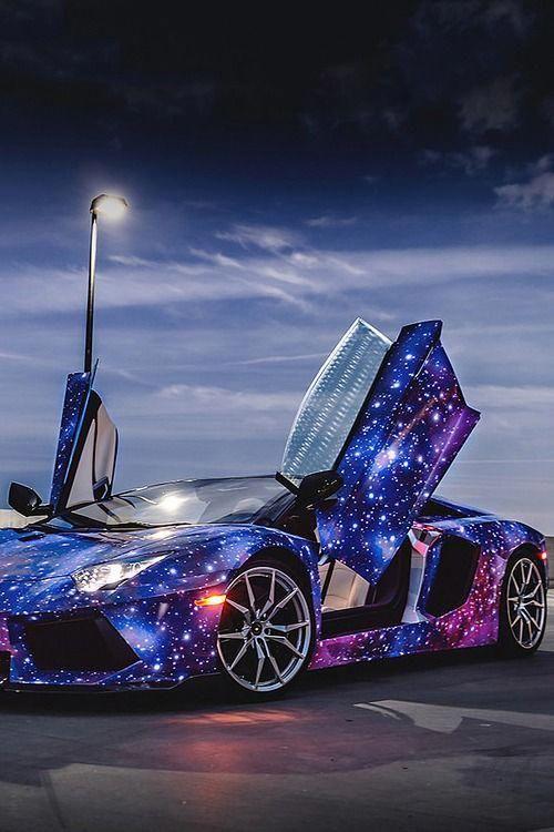 Galaxy Lamborghini. Great Pic. www.jamesavina.com #betterway #monstergoals #newsportscars,luxurysportcar,newsportscars,nicesportscars,sportscarsbeautiful,supersportcar,bestsportscars,exoticcars,exoticcarsdreams,fastsports #lamborghiniaventador